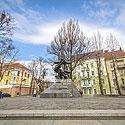 Пам'ятник жертвам комуністичних репресій