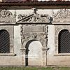 Костел Пресвятої Діви Марії, фрагмент декору