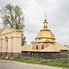 Церква Успіння Богородиці (1749), с. Глиняни