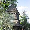 Дзвіниця церкви Св. Кузьми і Дем'яна, с. Махнівці