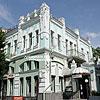 The Art Nouveau building (1920ies), Lutsk town, Lesya Ukrayinka St. 32