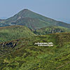 Гірський масив Чорногора
